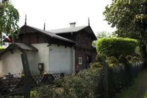 Kobylepole Wąskotorowa stacja