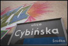Ulica Cybińska 1