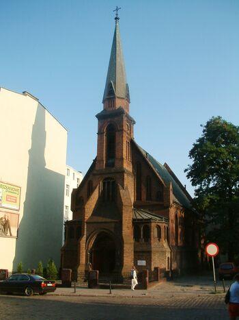 Kościół Świętego Krzyża (metodystyczny)