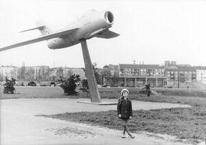 Widok-z-mostu-Krolowej-Jadwigi--rok-1971
