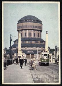 Wieża Górnośląska w czasie okupacji