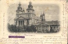 Pałac Arcybiskupi - Pocztówka