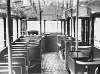 Trolejbus-wnętrze