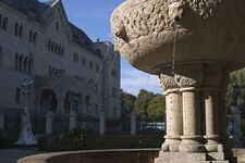 CK Zamek fontanna