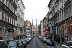 Long Street Poznan Dluga