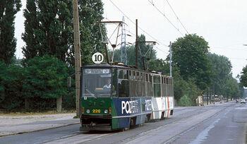 Linia tramwajowa nr 10