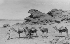 Gadames - Ghat, across libyan desert