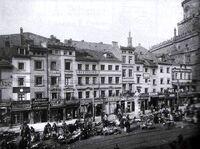 Kamieniczki budnicze 1905