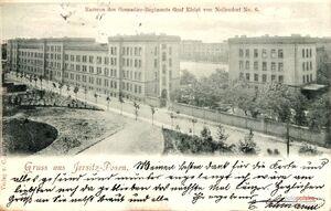 Ulica Arnolda Szylinga - 1899