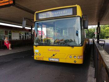 Linia autobusowa nr 401
