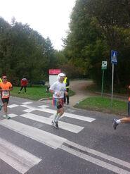 15. Poznań Maraton - zawodnik nr 3