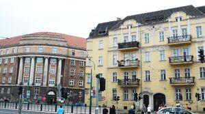 Poznan Grunwaldzka Polonia