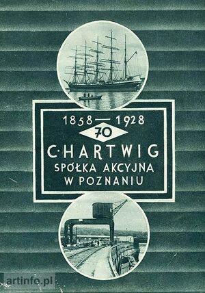 C.Hartwig ksiązka pamiątkowa