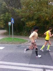 15. Poznań Maraton - zawodnik nr 1