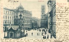 Plac Wiosny Ludów - Pocztówka