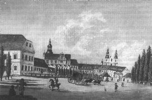 Brama Wrocławska przebudowa