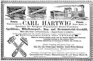 C Hartwig anons 1890