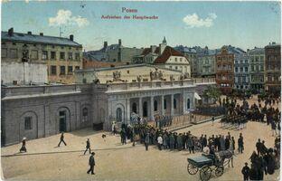 Odwach XIX wiek - pocztówka