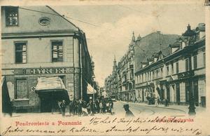 Ul. Wrocławska - Pocztówka