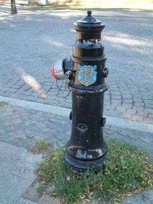 Hydrant Poznań