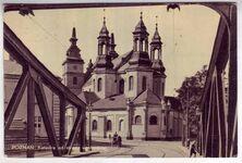 Katedra od strony wschodniej