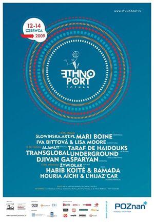 Ethno 2009 poster