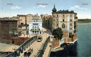 Most Chwaliszewski 1915