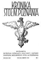 Kronika miasta poznania 1945