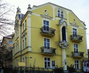 Beierlein House Poznan