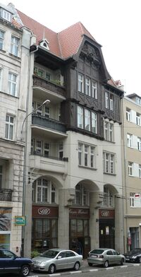 Posener Bauhutte House