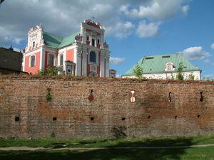 Fara Poznanska zza murow