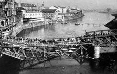 Zniszczony most - Chwaliszewo