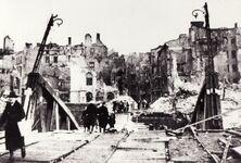 Most Chwaliszewski po wojnie