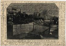 1901 Dworzec główny - katastrofa kolejowa