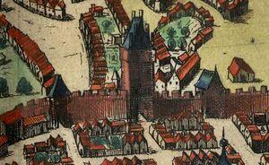 Brama Wrocławska 1618