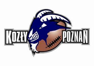 Kozły Poznań - logo