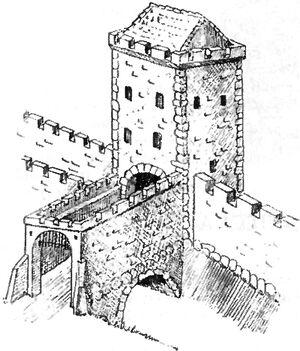 Brama Wroniecka