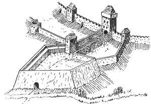 Brama Wrocławska Bastion