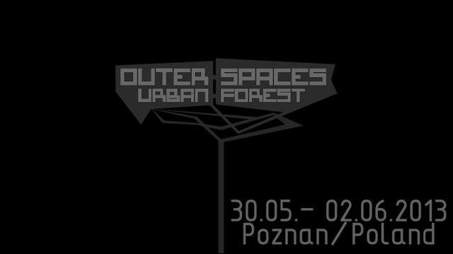 Outer Spaces Urban Forest 2013