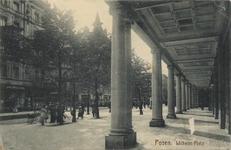 Plac Wolności - Pocztówka