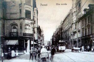 Ulica Wielka 1915