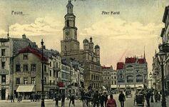 Stary Rynek 1912r