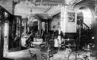 Grand cafe sala restauracyjna