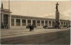 PWK - pawilon wyrobów włókienniczych - Pocztówka