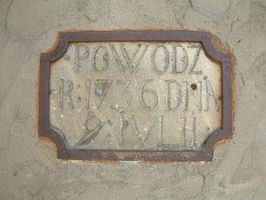 Powodz 9 lipca 1736 1