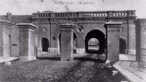 Brama Rycerska