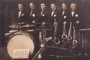 Crazy Kiddies Jazz Band