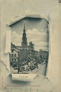 Stary Rynek - Pocztówka