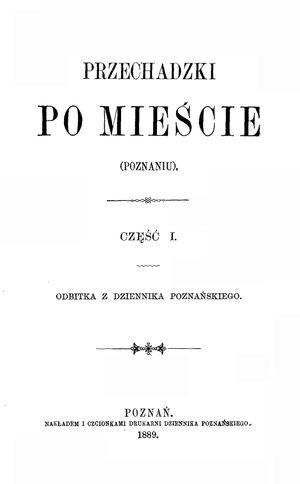 Przechadzki 1889