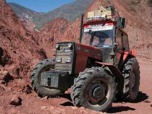 Ursus-traktoriada